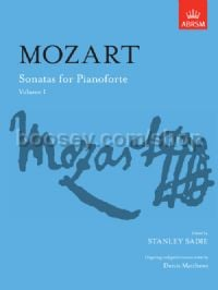 Sonatas for Pianoforte, Volume I