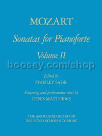 Sonatas for Pianoforte, Volume II