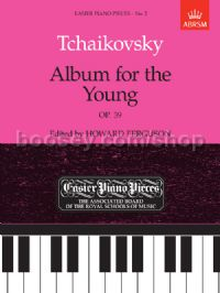 Album for the Young, Op. 39 for piano