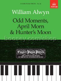 Odd Moments, April Morn & Hunter's Moon