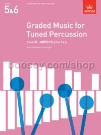 Graded Music for Tuned Percussion, Book III