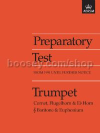 Preparatory Test for Trumpet