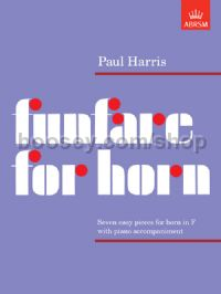Funfare for Horn