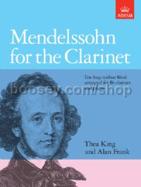 Mendelssohn for the Clarinet