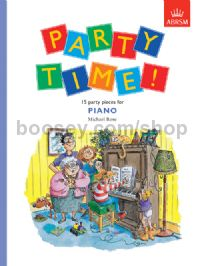 Party Time! 15 party pieces for piano