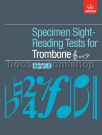 Specimen Sight-Reading Tests for Trombone (Treble and Bass clefs) and Bass Trombone, Grades 6–8