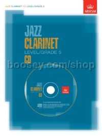 Jazz Clarinet CD Level/Grade 5