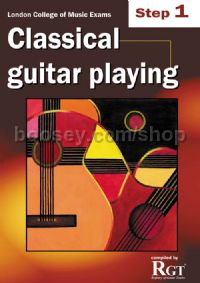 Step 1 Classical Guitar Playing