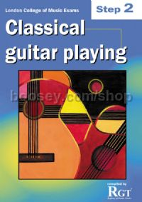 Step 2 Classical Guitar Playing