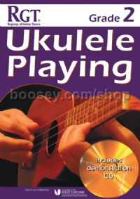 Ukulele Playing Grade 2 (+ CD)