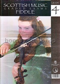 Scottish Music Graded Exams: Fiddle - Grade 4 (2014-2020)
