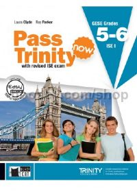 Pass Trinity Now, GESE Grades 5-6 (Students Book + CD)