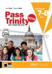 Pass Trinity Now GESE Grades 7-8 (Students Book + CD)