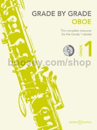 Grade By Grade - Oboe Grade 1 (Book & CD)
