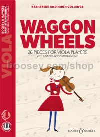 Waggon Wheels (Repackage - Viola)