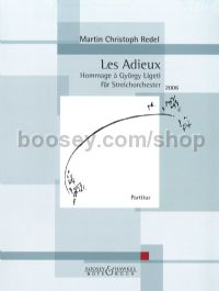 Les Adieux op. 61 for String Orchestra
