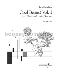 Cool Beans! Vol.2 Jazz, Blues and Latin Grooves