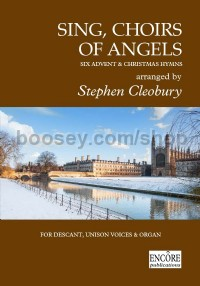 Sing, choirs of angels (Descant, Unison Voices & Organ)