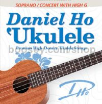 Ukulele Strings - Soprano/Concert with High G
