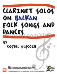 Clarinet Solos On Balkan Folk Songs & Dances