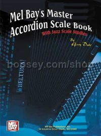 Master Accordion Scale Bk