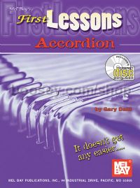 First Lessons Accordion (Book & CD)