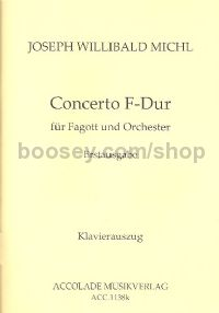 Concerto for Bassoon in F