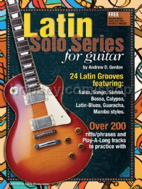 Latin Solo Series for Guitar (Book & Online Audio)