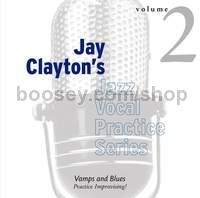 Jazz Vocal Practice Series Vol. 2 (CD)