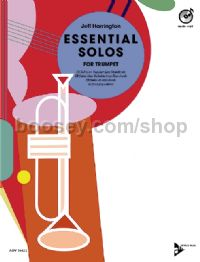 Essential Solos For Trumpet (Book & CD)