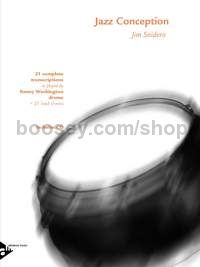 Jazz Conception Drums - percussion (+ CD)