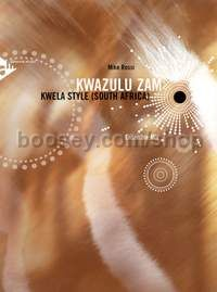 Kwazulu Zam - 3 melody instruments, piano, guitar, double bass, percussion (score & parts)
