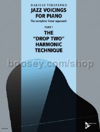 Jazz Voicings For Piano: The complete linear approach Band 1
