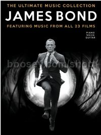 James Bond The Ultimate Music Collection - PVG