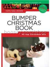 Really Easy Ukulele Bumper Christmas Book (Book & Online Access)