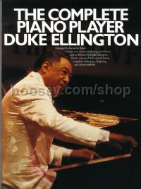 Complete Piano Player Duke Ellington
