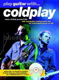 Play Guitar With... Coldplay (Bk & CD)