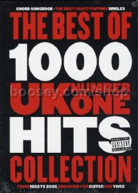Best of 1000 UK No1 Hits Collection (slipcase edition)