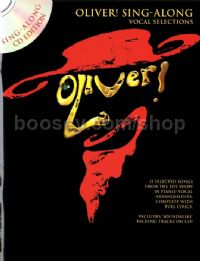 Oliver! Sing-Along Vocal Selections (Book & CD)