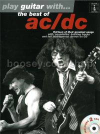Play Guitar With... The Best Of AC/DC (Book & Online Audio)
