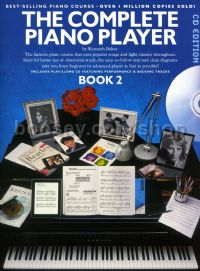 Complete Piano Player Book 2 (Bk & CD)