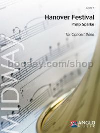 Hanover Festival - Concert Band (Score & Parts)