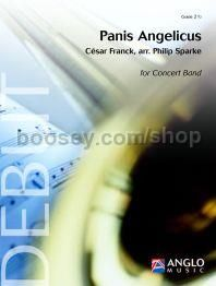Panis Angelicus - Brass Band (Score & Parts)