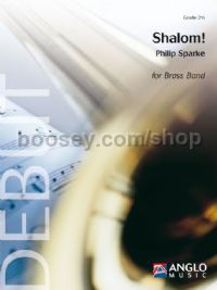 Shalom! - Brass Band Score