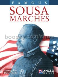 Famous Sousa Marches - Bb Clarinet 1  (part)