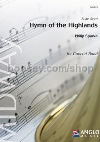 Suite from Hymn of the Highlands - Concert Band (Score & Parts)