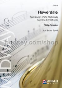 Flowerdale - Brass Band (Score & Parts)