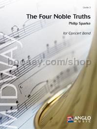The Four Noble Truths - Concert Band (Score & Parts)