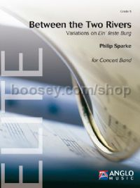 Between the Two Rivers - Concert Band Score