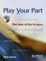 Play Your Part - Alto Saxophone (Book & CD)